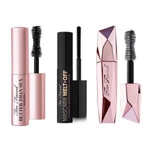 Too Faced Mascara 3pc Bundle